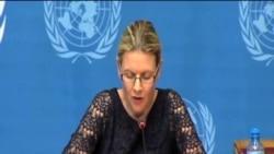 Estados Unidos y ONU analizan situación en Egipto