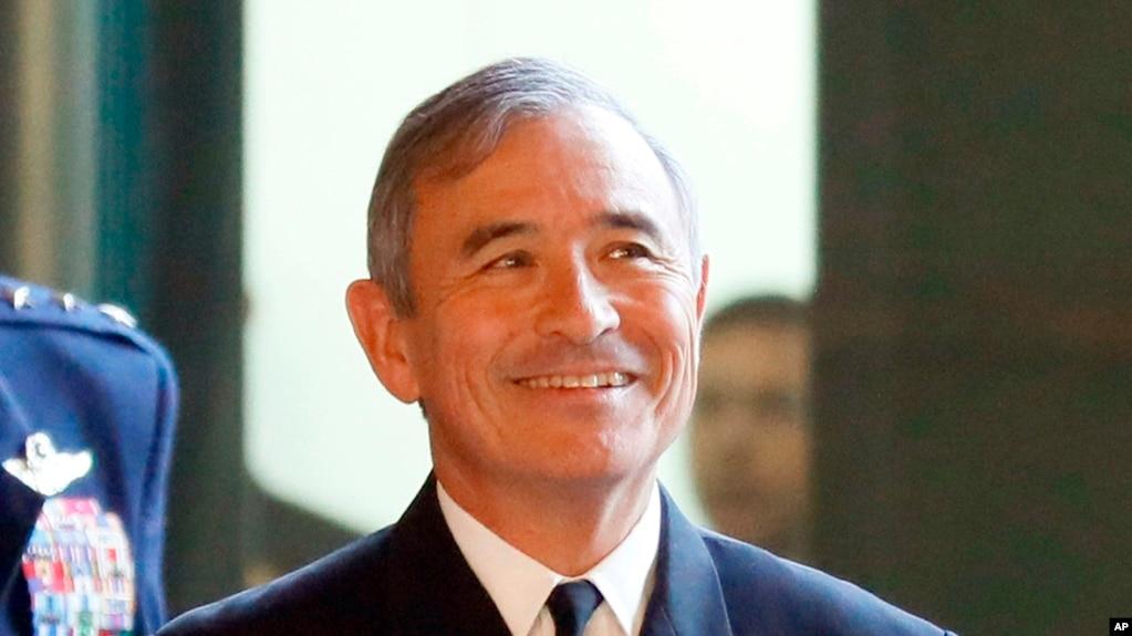 Đô đốc Harry Harris