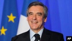 Kandidat presiden Perancis dari kelompok konservatif, Francois Fillon (foto: dok).