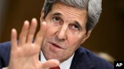 John Kerry se reunió en Londres con los cancilleres del Reino Unido, Francia, Italia y Alemania.