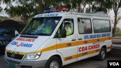 Islamabad-Ambulance