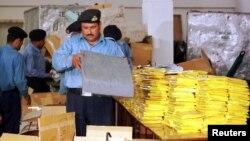 파키스탄 세관. (자료사진)