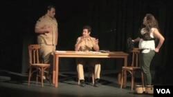 被黎巴嫩當局禁止演出的劇目《它會通過嗎》