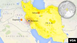 Abdanan, Iran