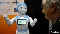 Avatar iPal robot pravi društvo deci i starijim ljudima.