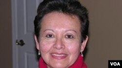 La doctora Sonia Endara, del hospital de niños Vaca Ortiz en Ecuador, destacó los avances en la lucha contra el VIH.