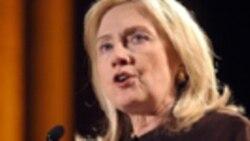 کلینتون از رفتار چین با تبتی ها انتقاد می کند
