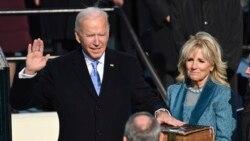 Biden: hoje é o dia da democracia