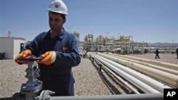 Нефтяной район Товке в Курдистане на севере Ирака (архивное фото)