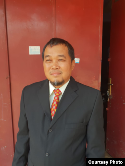 Koordinator Masyarakat Anti-Korupsi Indonesia (MAKI) Boyamin Saiman. (Foto: Boyamin S)