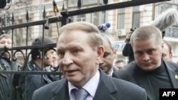 Ukraynanın sabiq prezidenti Leonid Kuçma