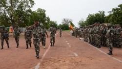 Un millier de manifestants à Bamako pour réclamer le départ des troupes étrangères