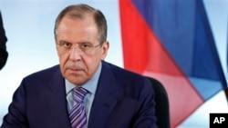 Menlu Rusia Sergei Lavrov membantah keterlibatan Rusia dalam rencana perjalanan Snowden, dan dengan marah menolak kecaman AS terhadap Moskow atas insiden itu (Foto: dok).