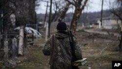 親俄羅斯分離份子在烏克蘭東部
