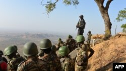 Abasirikare ba Nijeriya bariko barakizura