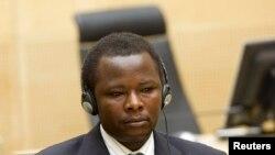 Saleh Mohammed Jerbo Jamus, akiwa katika mahakama ya kimataifa ya uhalifu huko, The Hague, June 17, 2010.