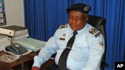Superintendente-chefe, Fernando Feliciano António um alto membro da corporação policial em Huíla (Arquivo)