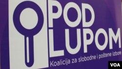 Koalicija za slobodne i poštene izbore ''Pod lupom'', provodi građansko, nestranačko posmatranje Općih izbora 2018 u BiH