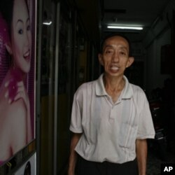 Chuah Chee Peng grew up in Petaling Street in Kuala Lumpur, which is earmarked by the government for mandatory acquisition.