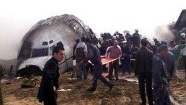 Algjeri, rrëzohet avioni me 103 pasagjerë në bord