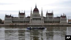 Правительственное здание в Будапеште