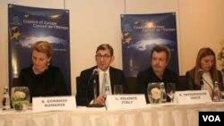 Delegacioni i Këshillit të Evropës në Shqipëri