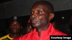 Fired ... Warriors coach Calisto Pasuwa. (Photo: ZIFA website)