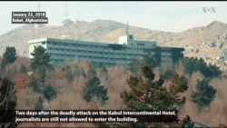 Survivors of Kabul Luxury Hotel Attack Recount Horrors