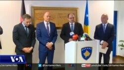 Kosova përballë debateve për tarifat dhe kufijtë