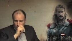 美国万花筒: 重量级制片人谈超级英雄电影潮流;越战纪念碑的故事