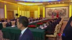 第三輪美中貿易談判結束 雙方未宣佈達成任何協