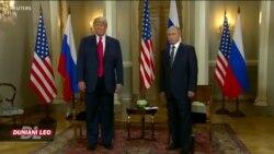 Mkutano kati ya rais wa Marekani na rais wa Russia wafanyika Finland