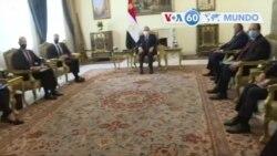 Manchetes mundo 26 Maio: Antony Blinken no Egipto em missão diplomática destinada a apoiar cessar-fogo entre Israel e o grupo Hamas