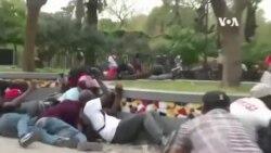海地休班警與軍人槍戰後 首都宣佈取消狂歡節慶祝活動