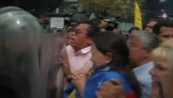 CIDH mantiene sus ojos en Venezuela