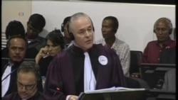 聯合國支持的柬法庭一法官辭職