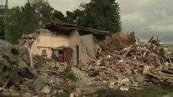 New Zealand Earthquake Damage and Evacuations