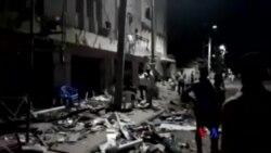 2018-1-2 美國之音視頻新聞: 索馬里指控5男子捲入炸死五百人襲擊案