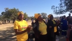 Zapu Activists Use Their 'Traditional' Song to Lure Voters