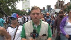 Venezuela: reprimen manifestación opositora