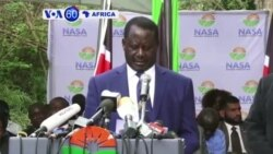 Kenya: Raila Odinga Arateganya Gushyiraho Inteko ya Rubanda