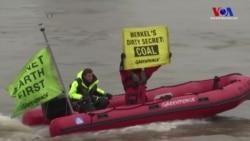 BM İklim Konferansı'nda Protestolar