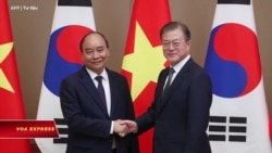 Hàn Quốc tặng Việt Nam 1,1 triệu liều vắc-xin AstraZeneca