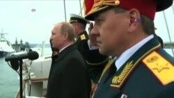 Rusiya-Ukrayna : Təkəbbürlü münasibətlər