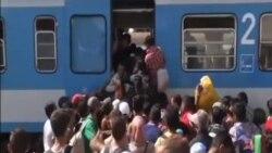 三千名難民星期六抵達奧地利