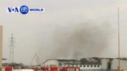 Số người chết do cháy ở lò mổ gia cầm Trung Quốc tiếp tục tăng (VOA60)