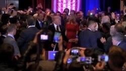 Trump y Clinton se mantienen a la delantera