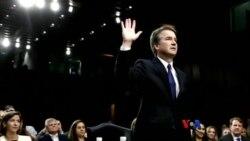 တရားသူၾကီး Kavanaugh ကို FBI စစ္ေဆး