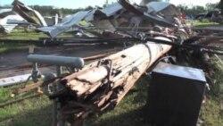Օկլահոմա նահանգի բնակիչները դիմագրավել են բազմաթիվ աղետներ