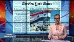15 Ekim Amerikan Basınından Özetler
